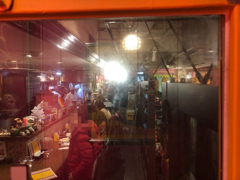 クルン・サイアムの店内の様子