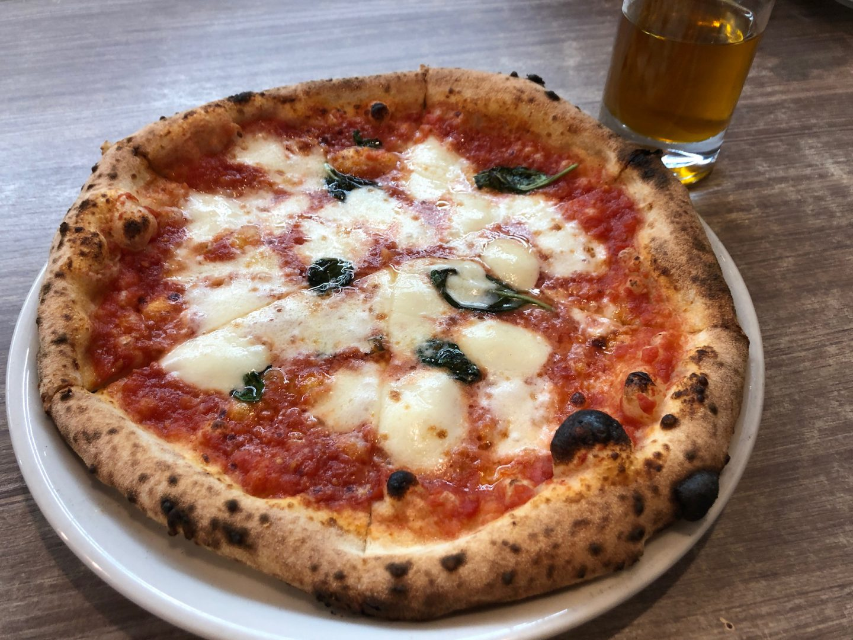 Trattoria&Pizzeria LOGIC(ロジック)にて注文した料理