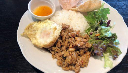 ららぽーと豊洲にある「マンゴツリーカフェ(mango tree cafe)」でランチを食べてきました