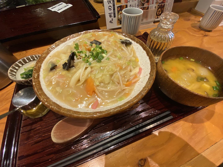 九州居酒屋かててにて注文したものと食べた感想