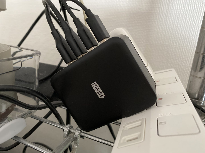 RAVPower USB 充電器(RP-PC026)を使ってみた感想