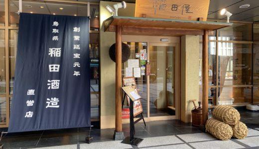 稲田屋(日本橋店)でランチを食べてきました【コシがある蕎麦が美味しかった】