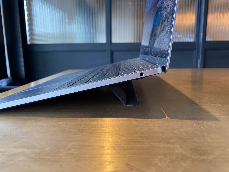 MOFT MINIをノートパソコンの取り付けた使用感
