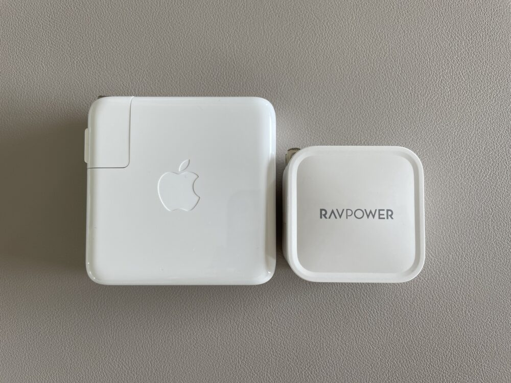RAVPower 61w RP-PC112の外観