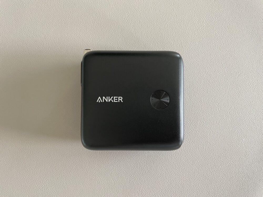 Anker PowerCore Fusion 10000の良い点とイマイチな点